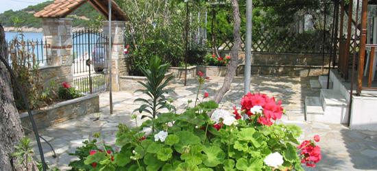 Νίκη στούντιος - αυλή και κήπος